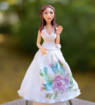Figurine from Sachiko class
