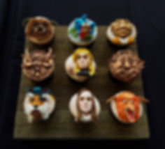 1st Place Cupcakes