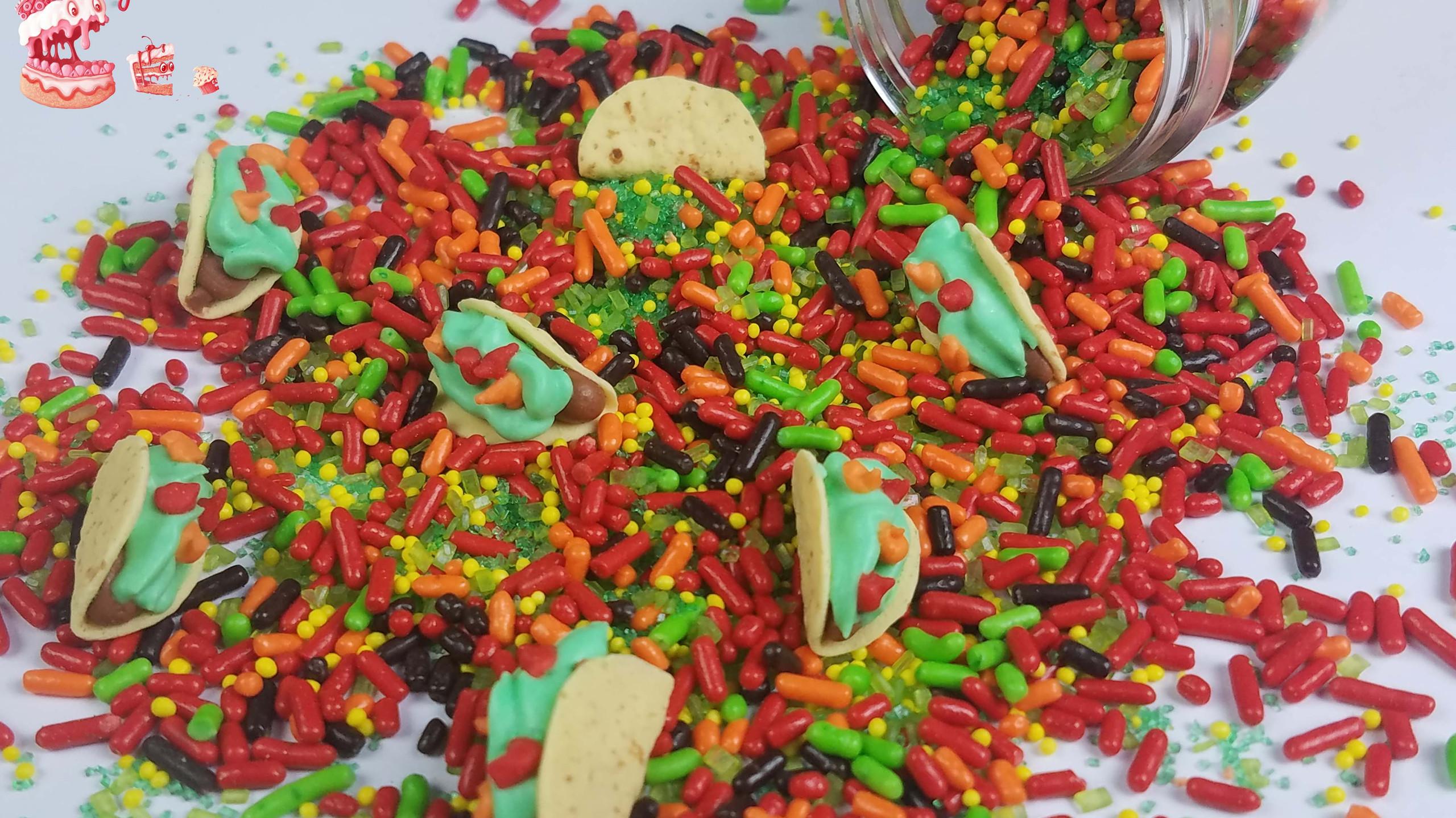 Taco Sprinkle Mix