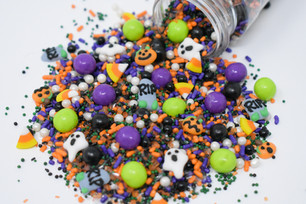 Halloween Sprinkle Mix