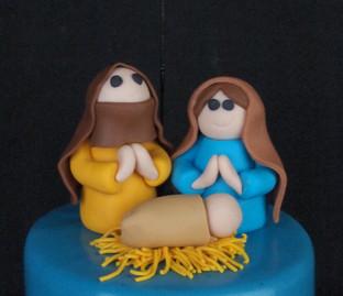 Jesus, Mary, Joseph