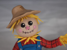 Scarecrow Topper