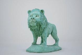 Art Institute of Chicago Lion