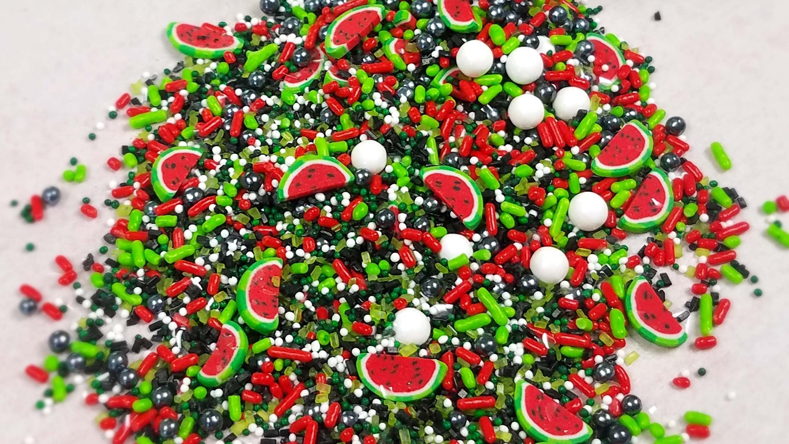 Watermelon Sprinkle Mix