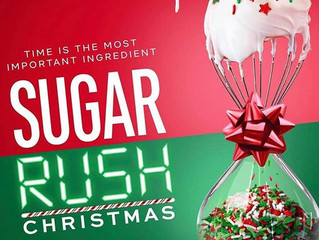 Cakes By Kristi & ECBG Cake Studio Take on Netflix's Sugar Rush Christmas