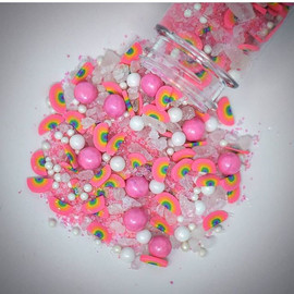 PINK It's My New Obsession Sprinkle Mix