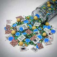 Poker Face Sprinkle Mix