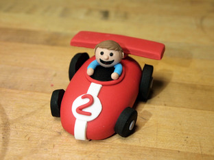 Racing Topper
