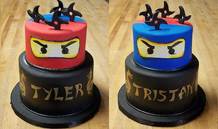 Ninjago Cake