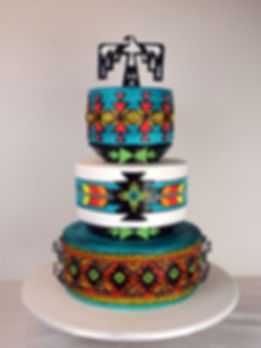 2nd Place America's Baking and Sweets Show, featured in American Cake Decoating Magazine
