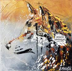 La louve alpha