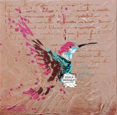 Quelques mots pour un colibri