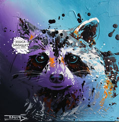 Raccoon le merveilleux