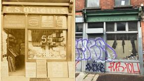 Funding for restoration of historic Tom Clarke Irish-language shopfront announced by Minister Noonan