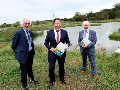 Draft River Basin Management Plan published by Minister Noonan