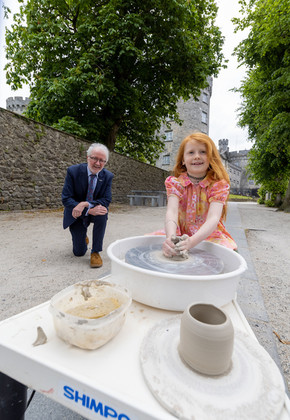 Designation of Kilkenny as World Craft Council Craft City and Region welcomed by Minister Noonan