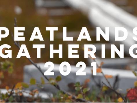 Peatlands Gathering 2021 keynote address delivered by Minister Noonan