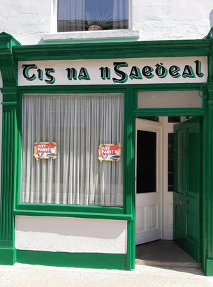 Applications to HSF under Irish-language shopfront stream invited by Minister Noonan