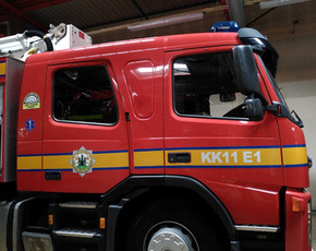 Fire Services Capital Programme includes Carlow and Kilkenny