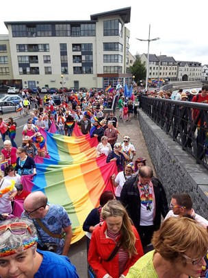 Carlow holds First Pride Festival