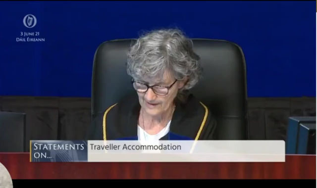 Traveller Accommodation Statement from Minister Noonan