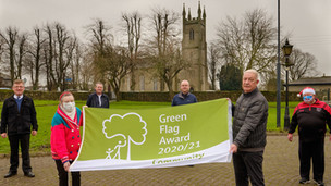 Bagenalstown is awarded An Taisce's Green Flag