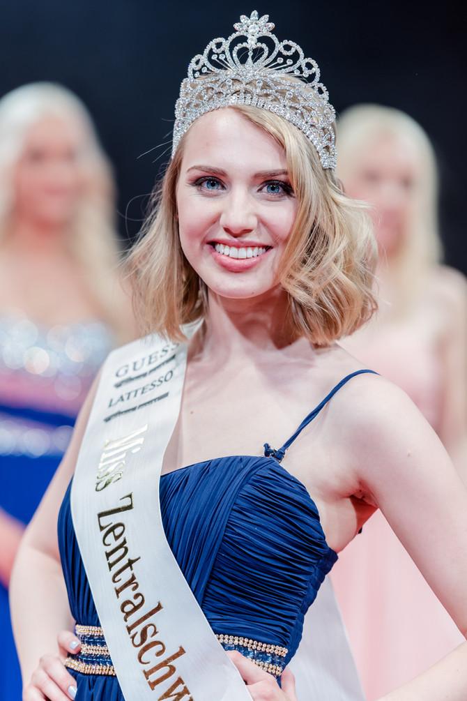 Petra Effinger Miss Zentralschweiz