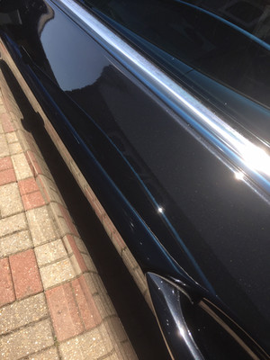 Don't Use A Kitchen Scourer On Your Paintwork!