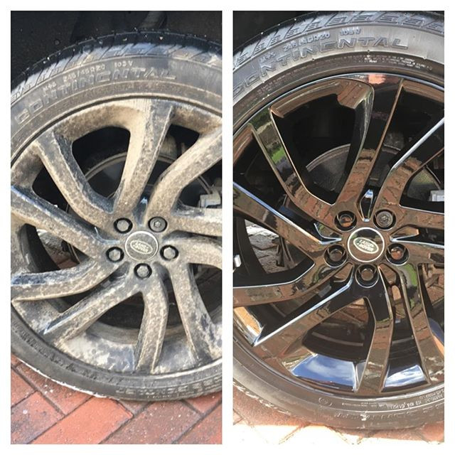 Country Lanes Play Havoc With Your Alloys