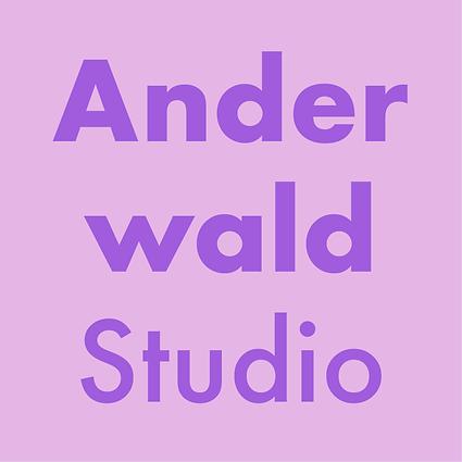 Anderwald Studio, logga