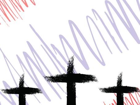 The Password Cross