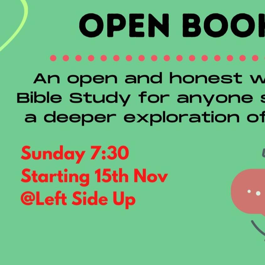 Open Book 15th November