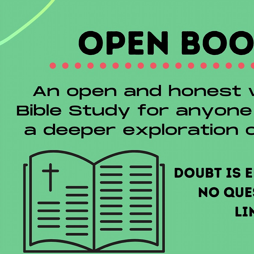 Open Book 5th October