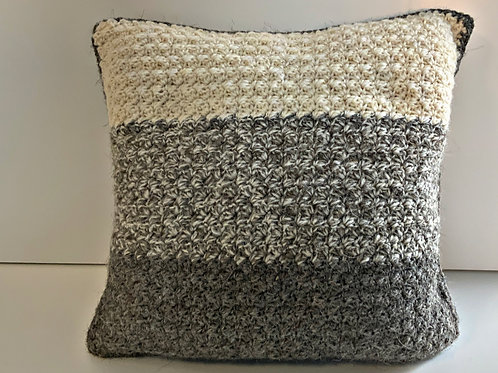 Handspun Irish Wool Cushion