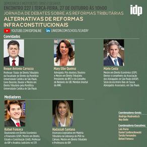 Webinar | Alternativas de reformas infraconstitucionais
