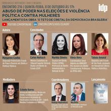 Webinar   Abuso de poder nas eleições e violência política contra mulheres