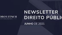 Newsletter de Direito Público - Junho/2021