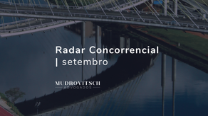 Radar Concorrencial - Setembro