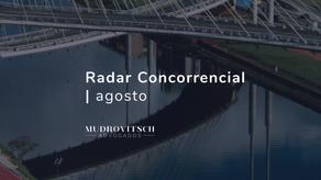 Radar Concorrencial - Agosto