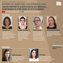 Webinar | Abuso infantil e exploração sexual: surgimento, prevenção e combate