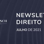 Newsletter Penal - Julho/2021