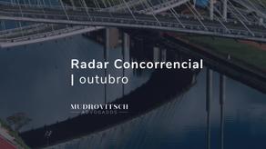 Radar Concorrencial - Outubro