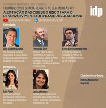 Webinar | A extinção das cides e o risco para o desenvolvimento do Brasil pós-pandemia
