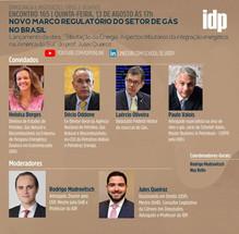 Webinar | Novo Marco Regulatório do Setor de Gás no Brasil