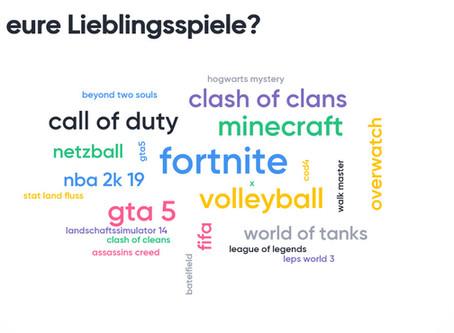 Und, was spielt ihr denn so? - Let's talk: Gaming in Menznau