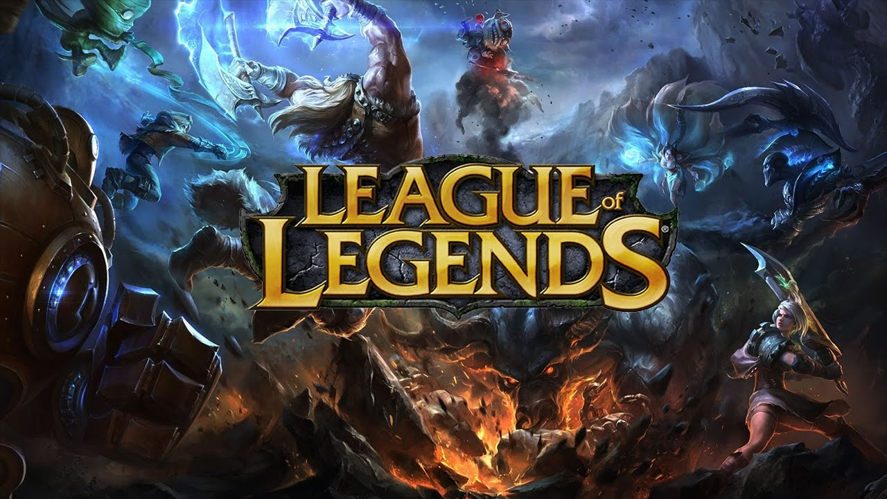Joine uns in League of Legends