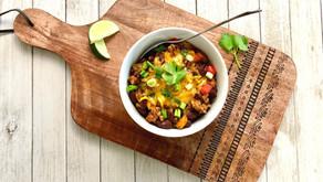 Easy and Healthy Turkey Chili