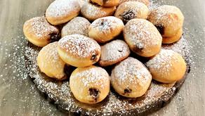 Nutella Filled Donuts (Krofne, Bomboloni)
