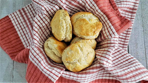 Easy Homemade Buttermilk Biscuits Recipe