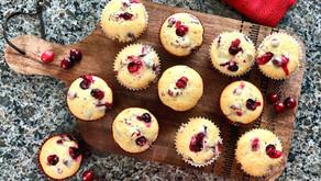 Cranberry Orange Muffins – BEST Recipe Ever!